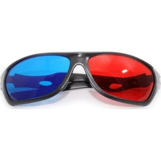 Passive 3D Brille für Beamer/TV/PC/Playstation/Blu-Ray Anaglyphen Glasses