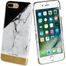 So Seven Back Case Marble Gold for Apple iPhone 7 Plus/8...