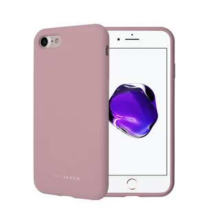 So Seven Smoothie Case Pink für Apple iPhone 7/8