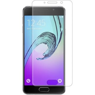 Muvit Curved 9H Glass Screen Protector for Samsung Galaxy A3 (2017) Clear
