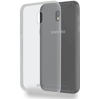 Azuri Ultra Thin 0.02mm TPU Soft Case für Samsung Galaxy J7 (2017) Klar