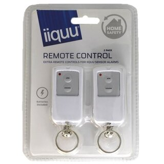 iiquu 510ILSAA009 2pcs Replacement Remote for Sensor Alarm System 510ILSAA002