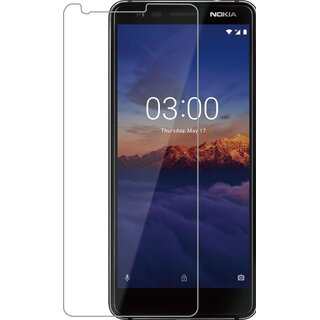 Azuri Rinox Armor 9H Glass Screen Protector Clear for Nokia 3.1