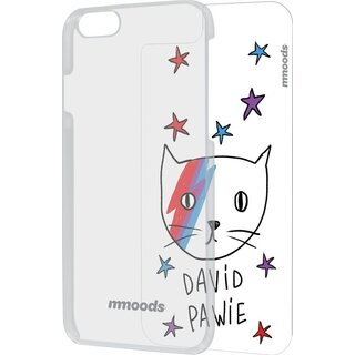 mmoods Case Clear with 1 Insert Kitties for Apple iPhone 7/8