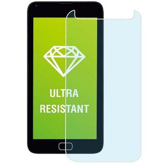 Muvit 9H Glass Screen Protector 4.5 4.7 Clear for Universal